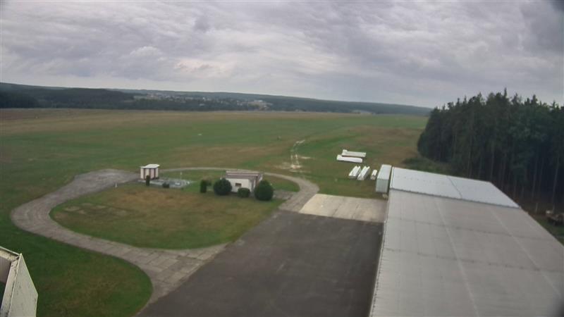 Webkamera Letiště Plasy